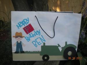 Ben's gift bag-side 2
