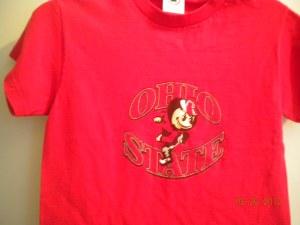 Ohio State t-shirt