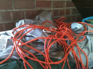 extension cord storage