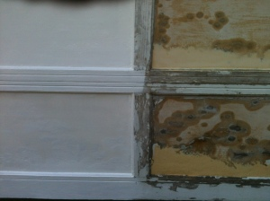 4 steps in repairing damaged garage door