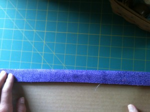 fabric needed