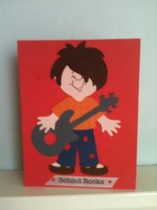 cricut stampin up card