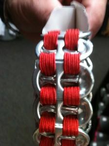 beer tab bracelet