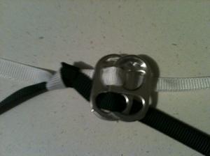 weaving ribbon