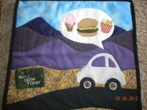 Cricut quilt