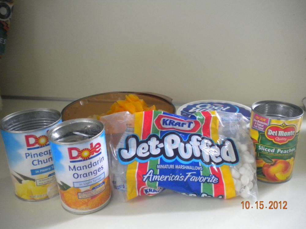 Fruit Fluff (1/2)