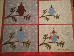 Cricut Christmas Card