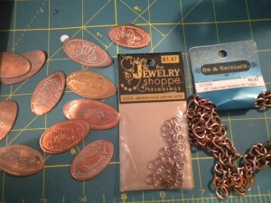 supplies for charm bracelet