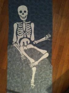 skelton quilt