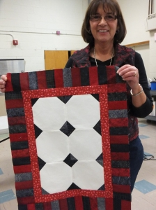 Connie's quilt