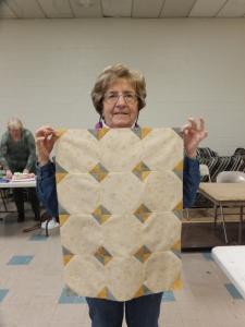 Helene's quilt