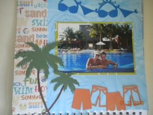 Cricut Life's A Beach