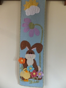Gifts of Spirng Buny Quilt