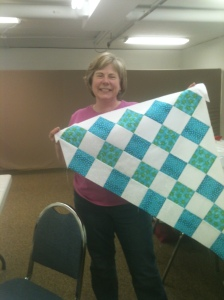 Abbe's quilt