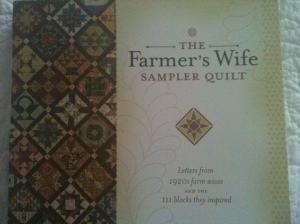 Farmer's Wife Book