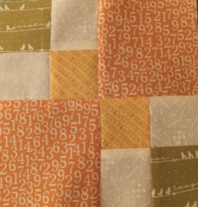 Farmer's Wife Quilt Autumn Tints