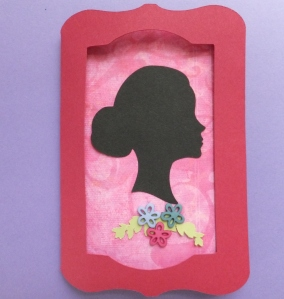 Cricut Mother's Day Card