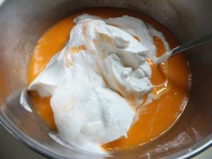 add orange sherbet to Jello