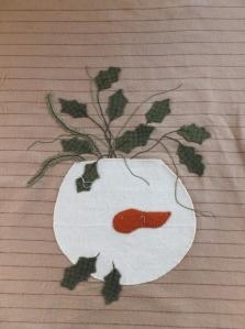 Frosty Bouquet UFO