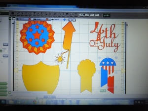Independence Day Cricut