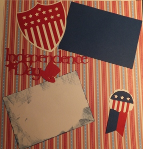Cricut Independence Day