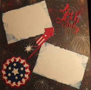 Independence Day Cricut Cut
