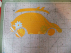 Cricut Summer Vacation