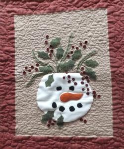 Frosty Bouquet