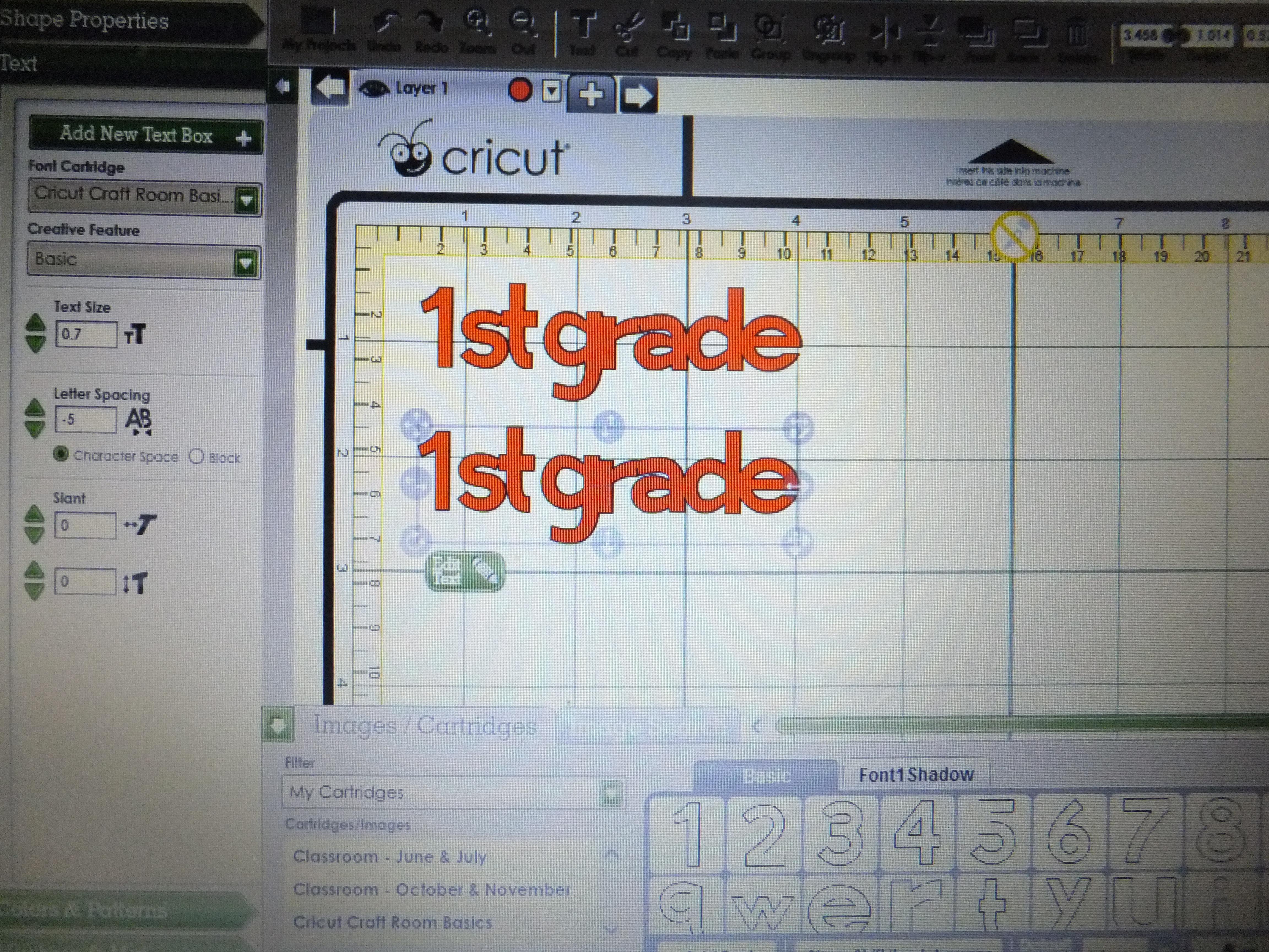Free Cricut Craft Room: Cricut Classroom Cuts