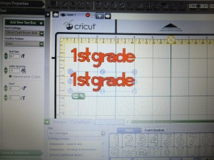 Craft Room Basic Cricut Cuts