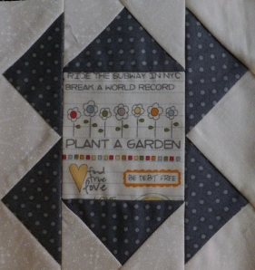 Farmer's Wife Quilt - Buzzard's Roost #15