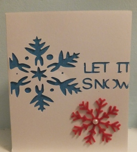 Cricut Craft Room Holiday Card 12