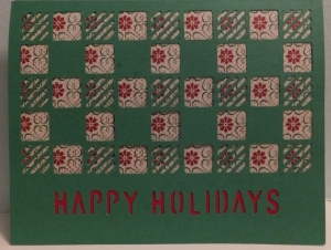 Cricut Holiday Christmas Card #46
