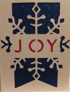 Cricut Holiday Christmas card #23