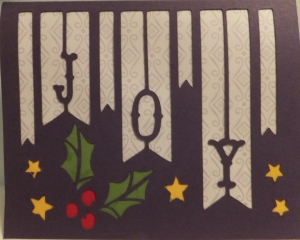 Cricut Holiday Christmas Card #10