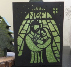 Cricut Christmas Holiday Card #49