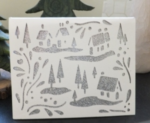Cricut Christmas Holiday Card #32