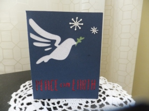 Cricut Christmas Holiday Card #15