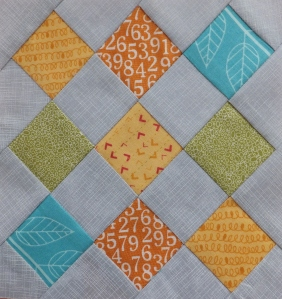Farmer's Wife blocks #19 Checkerboard