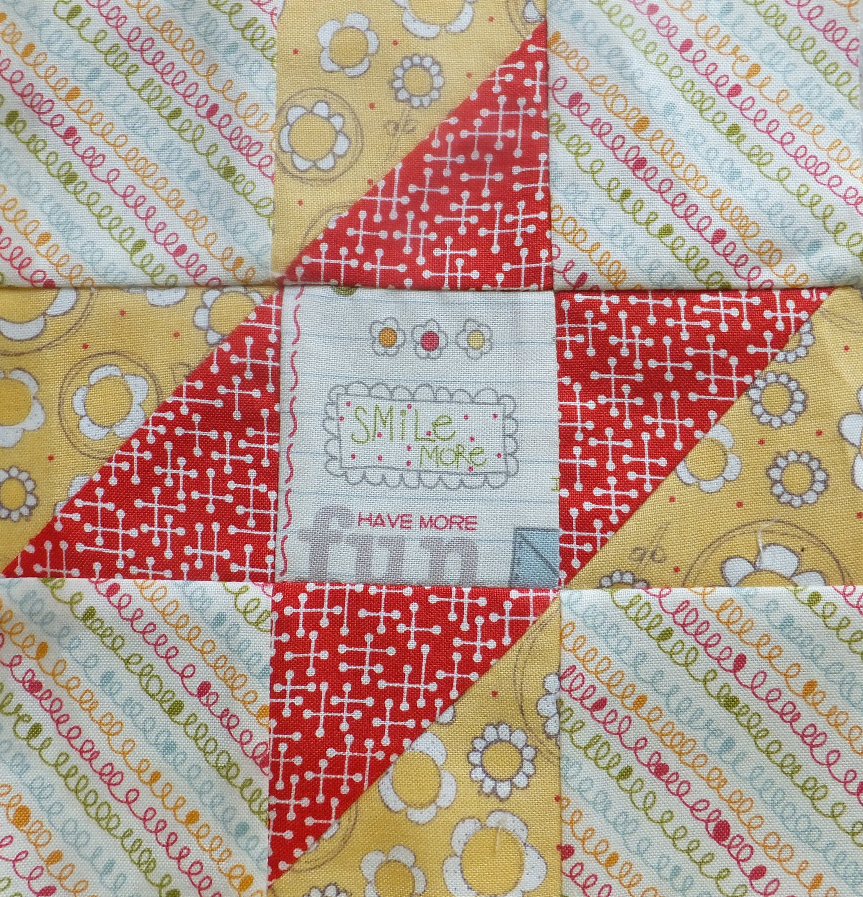 Farmer's Wife Quilt – Blocks # 20 and #21 – Churn Dash and ... : contrary wife quilt block - Adamdwight.com